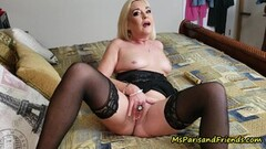 Kinky Aunt Paris Takes Care of Her Sister and Nephew Thumb