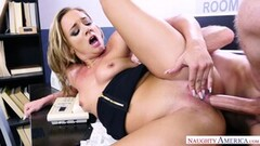 Cute Daisy Stone bounces her big sexy ass on some huge cock Thumb