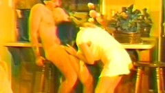 Dirty Vintage homemade fuck flick with petite wife Thumb