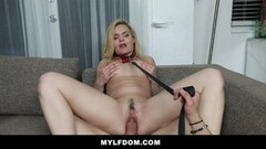 Czech maid Licky Lex satisfies her horny boss Thumb