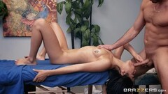 Sexy Moldovan Karina Grand FFM threesome Thumb