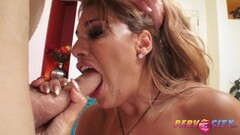 Asian milf gets her pussy nailed Thumb