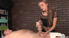 Hot Masseuse Takes Total Control Teasing Your Schlong Thumb