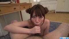 Chisa Hoshino makes certain to deal the dick right Thumb