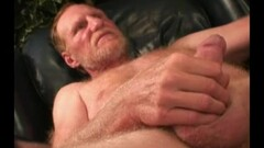 Dirty Mature Amateur Red Dawg Jerks Off Thumb