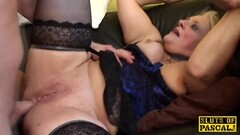 Hot babe fuck and cum in mouth Thumb