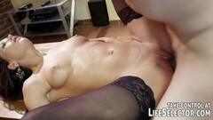 Mutual masturbation with my busty mature stepmother Thumb