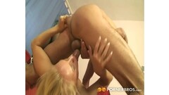 Hot double blowjob cumshot compilation Thumb