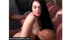 Czech blowjob and brazilian wax handjob Blonde Thumb