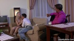 Quinn Wilde in breathless lesbian sex with Penelope Reed Thumb