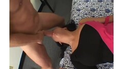Hot MILF London and Jill goes facesitting and scissor sex Thumb