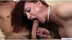 Extreme toys in her slaves asshole Thumb