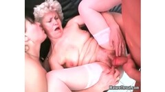 He is half of her age but his big cock is still harda Thumb