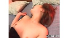 Naughty Latin Beauty Giggle Sperm Gangbang Thumb