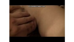 My slutty brunette MILF stepmom Anissa Kate with huge natural Thumb