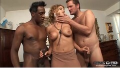 Horny Mom Wants To Share Stepson's Cock With His Girlfriend Thumb