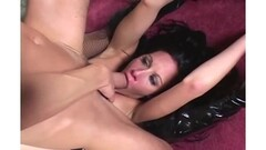 Frisky german skinny mature mom big tits get creampie Thumb