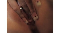 Pussy punishment with cute latina stepdaughter Thumb