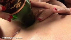 Lily Love Riding Cock Cool Hot Son's Friend Thumb