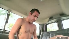 Sexy Havana Ginger gives a titjob and gets her ass fucked Thumb