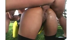 Hot Massage and then Fuck the Girl Hard To Release Pressure Thumb