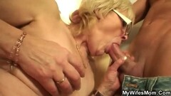 Kinky german milf loves extreme anal group orgy Thumb