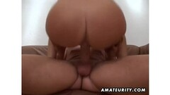 Hot MILF Relaxes Using Oriental Techniques Of Love Thumb