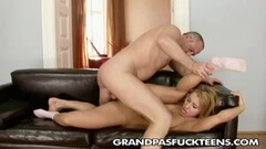 Naughty Young Teens Use By Some Dirty Old Men Thumb