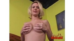 Bella Rolland taking it deep in her wet pussyhole Thumb