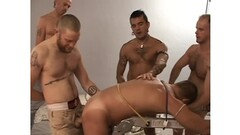 Naughty Masseuse Sheena Ryder Rides Hard A Young Married Couple Thumb