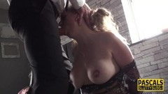 Dominated sub squirting Thumb