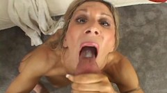 Naughty Amateur MILF Sluts Getting Cumshots Thumb