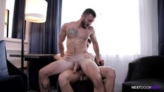 Hot Big Dicks BAREBACK FUCK In Luxury Hotel Thumb