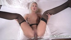 Cecilia Scott - Lust and Bondage POV Banging Thumb