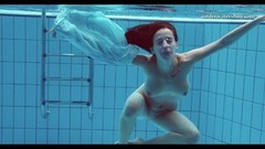 Hot Piyavka Chehova big bouncy juicy tits underwater Thumb