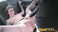 Naughty Fake Taxi Backseat thrills Thumb