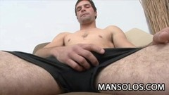 Hernan - Handsome Stud Jerking Thumb