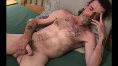 Hung Mature Amateur Danny Jerking Off Thumb