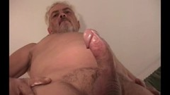 Mature Amateur Bobby Jerking Off Thumb