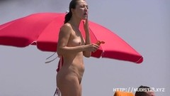 Nudists showing of their tits Thumb
