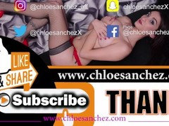 My first SEXTAPE ! HARD FUCK BLOWJOB ANAL AND CREAMPIE Chloé Sanchez Thumb