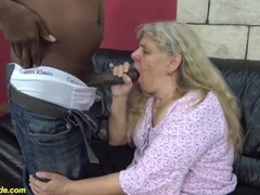 71 years old mom deep big black cock fucked Thumb