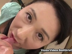 Pretty Cougar Japanese Asian Fucks Well Home Thumb