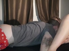 RAW Nanny gets her pussy pounded on the job Thumb