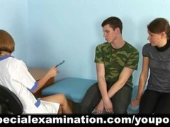 Special medical examination for young couple Thumb