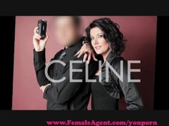 FemaleAgent. Strap on seduction Thumb