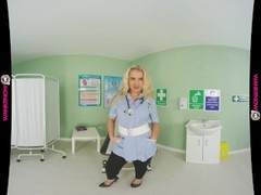 Nurse Full Body Examination WankitNow 3D Virtual Reality Thumb