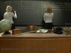 Sexy Teacher Loves Ass Thumb
