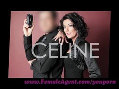FemaleAgent. Stud gets stage fright Thumb