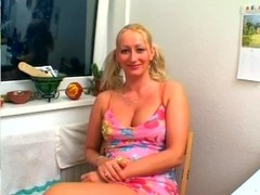 Busty Blonde is a Nympho - Sascha Production Thumb
